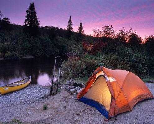 Camping