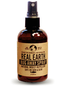 Real Earth Bug Away Spray